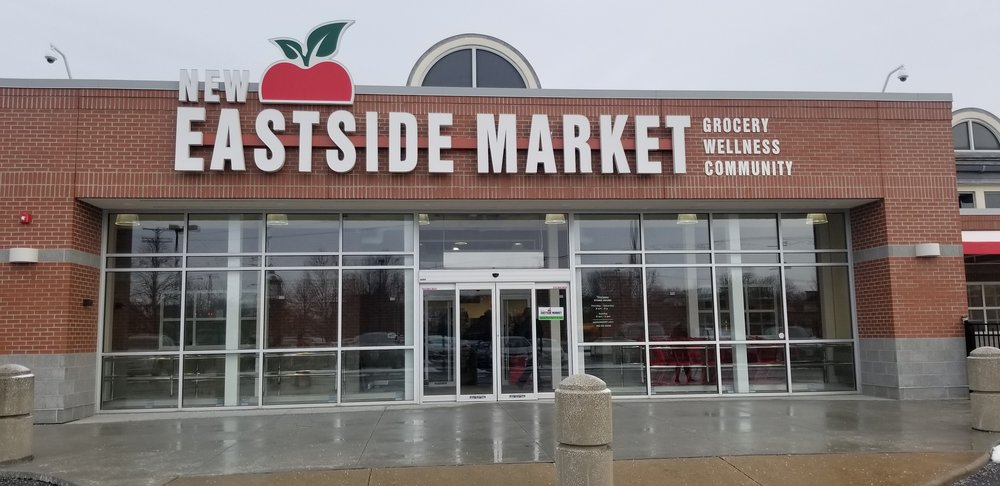 Welcome Back East Side Market