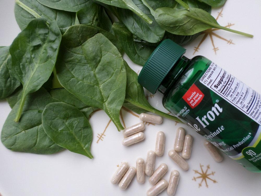 Pregnancy, Iron Deficiency, and Prenatal Vitamins -