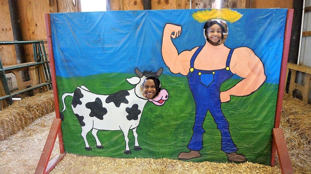 Thriller Mom at NC State Fair