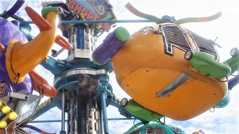 Kids Fair Rides