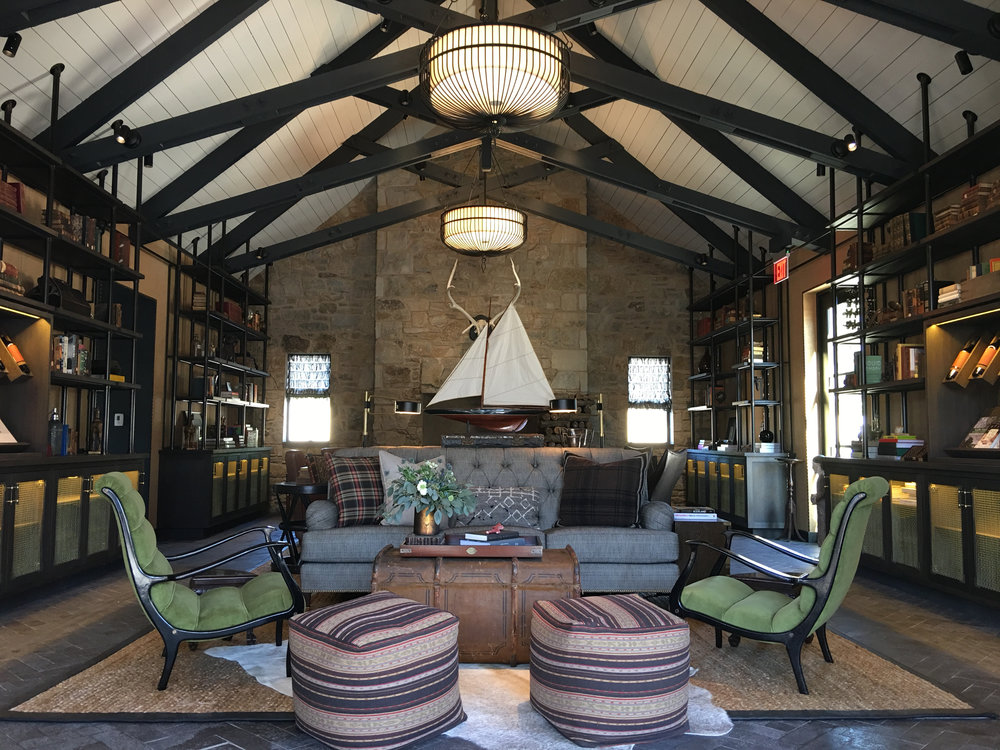 Nomad Heritage tasting room ( Photo: Mike Casey,The 29 Napa )