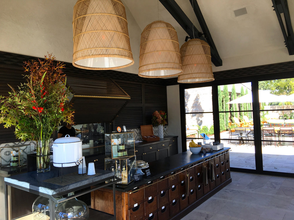 Be sure to grab a bite at their gourmet cafe, Gather ( Photo: Mike Casey,The 29 Napa )