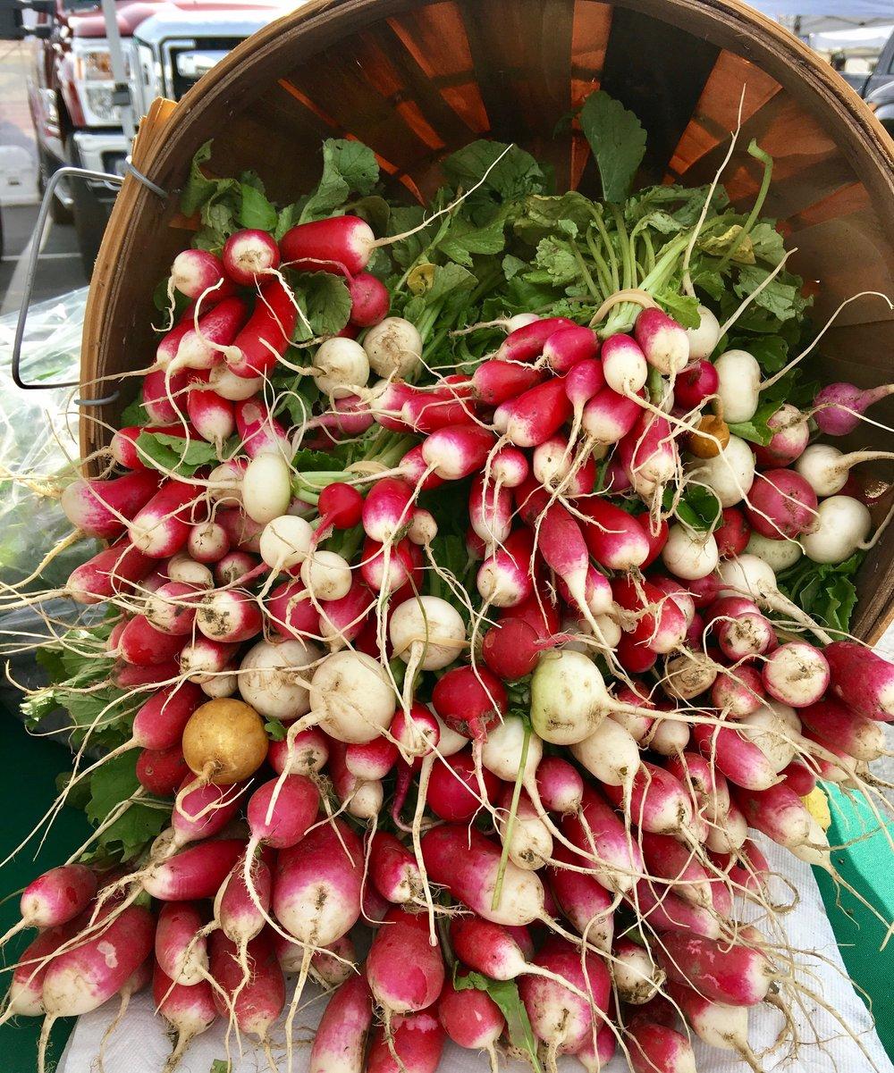 Napa Farmer's Market