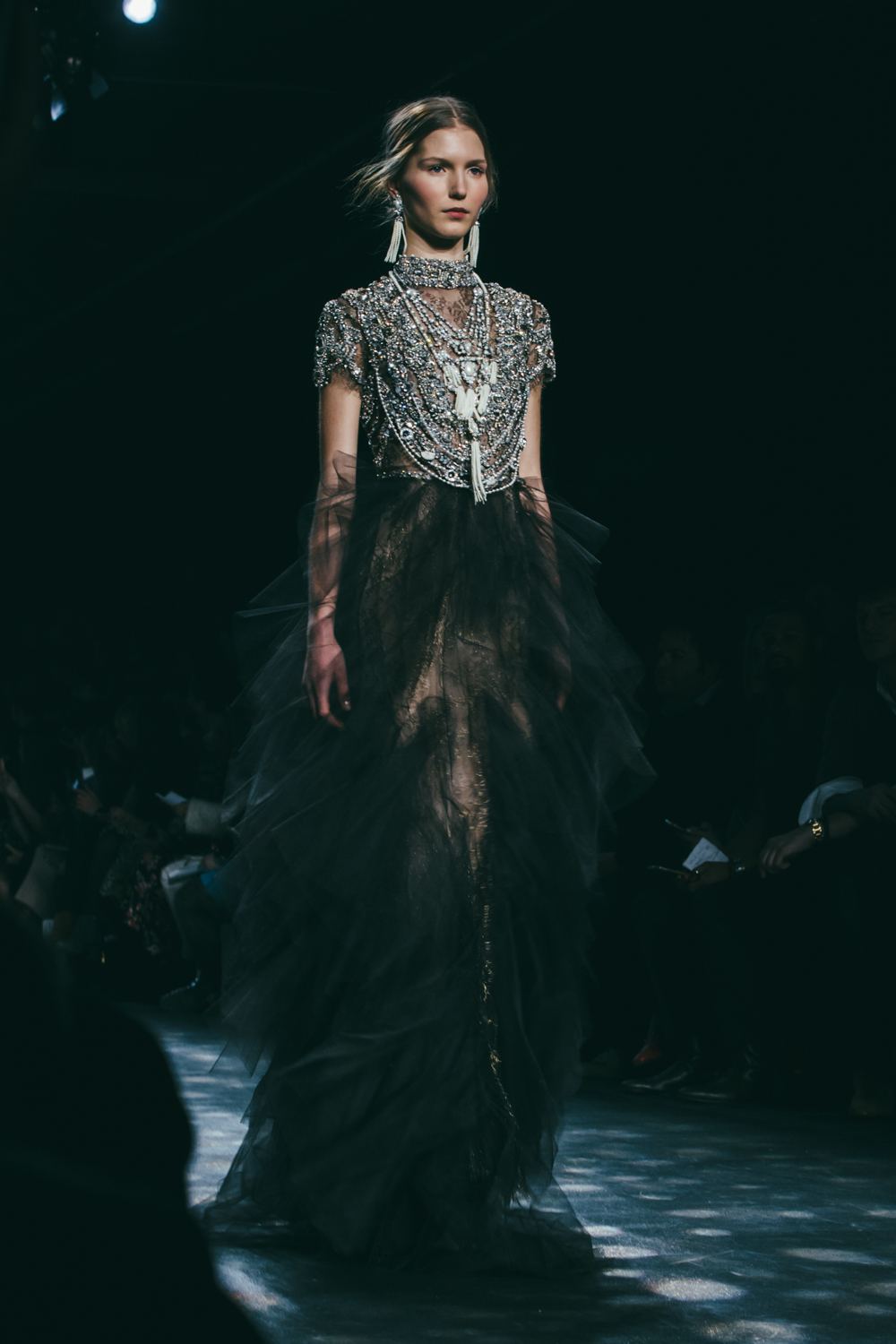 Marchesa Couture Winter 2016