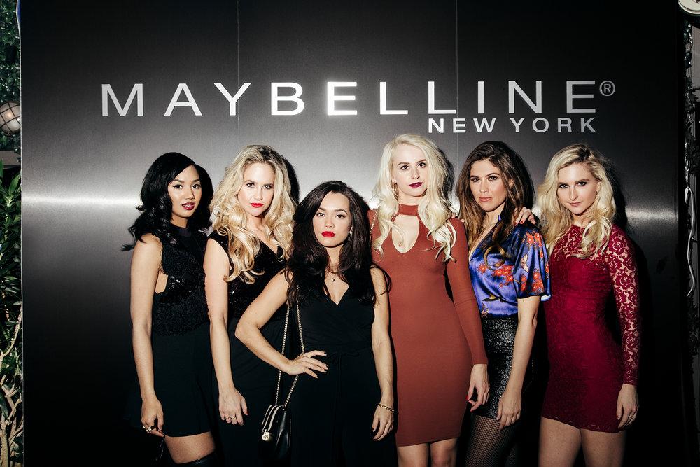 Maybelline Netherlands x Rosalie