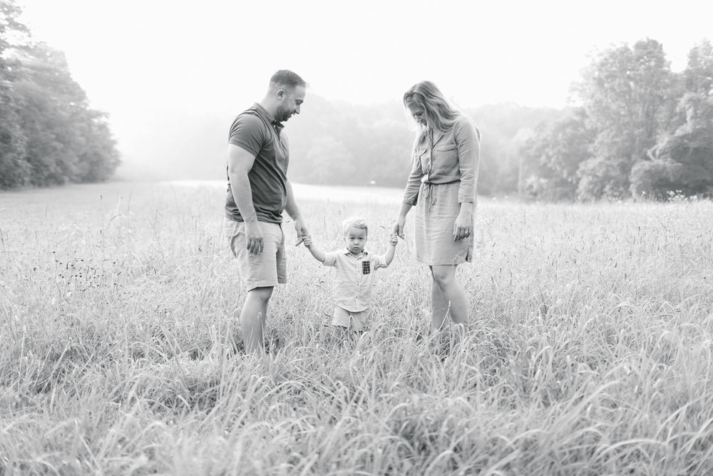 Dad-Mom-and-Son-in-Charlotte-NC-Field-Lifestyle-photography-sunrise..jpg