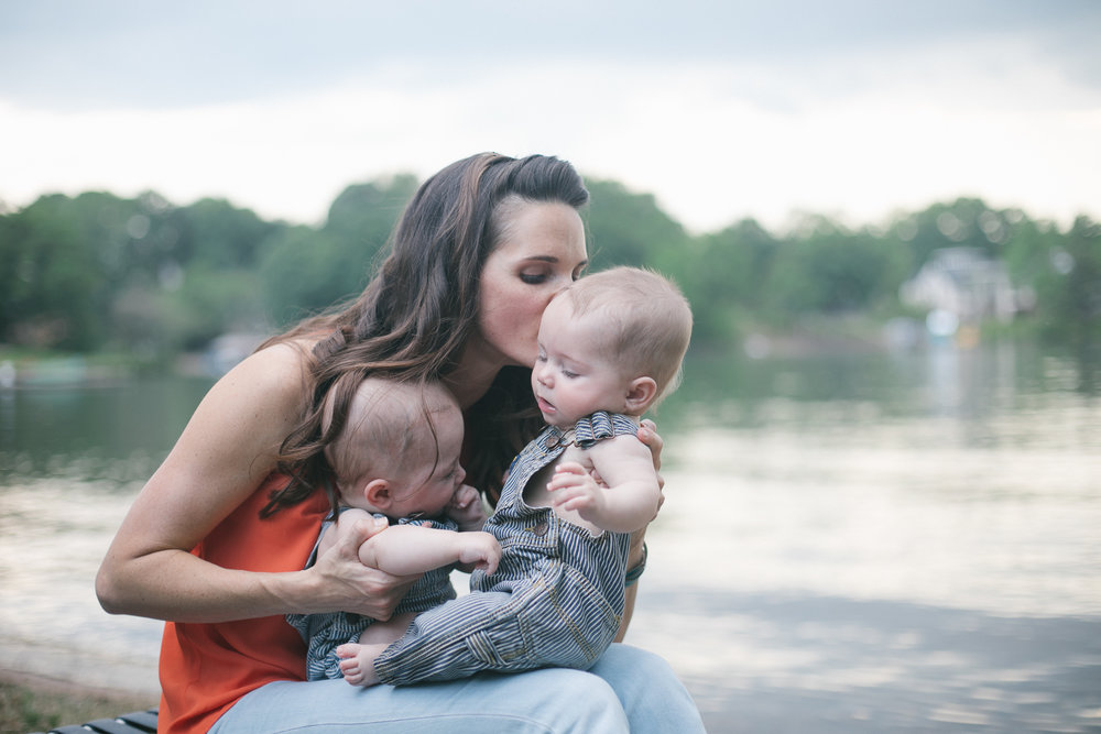 Twin-Boys-IVF-Family-Lifestyle-Session-Lake-Norman-Charlotte-NC-Danielle-Gallo-Photography