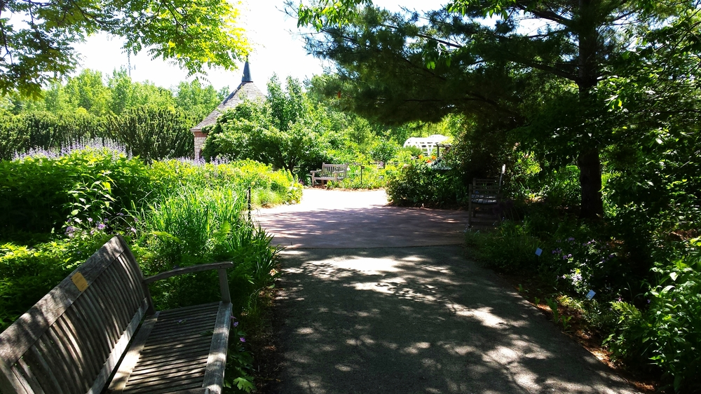 A Stroll At The Green Bay Botanical Gardens, Wisconsin