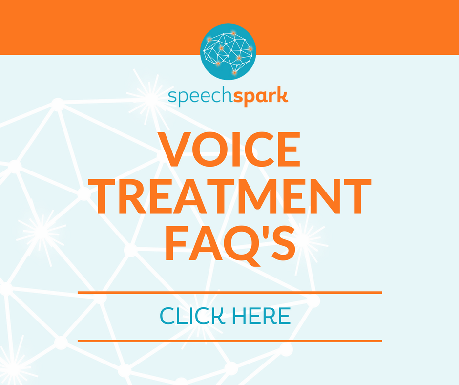 voice treatment FAQ