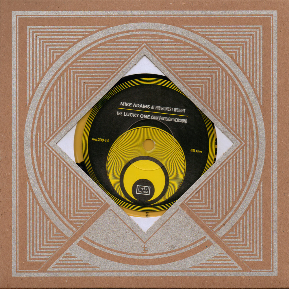 "The Lucky One (Sun Pavilion Version) 7"" (2016)"
