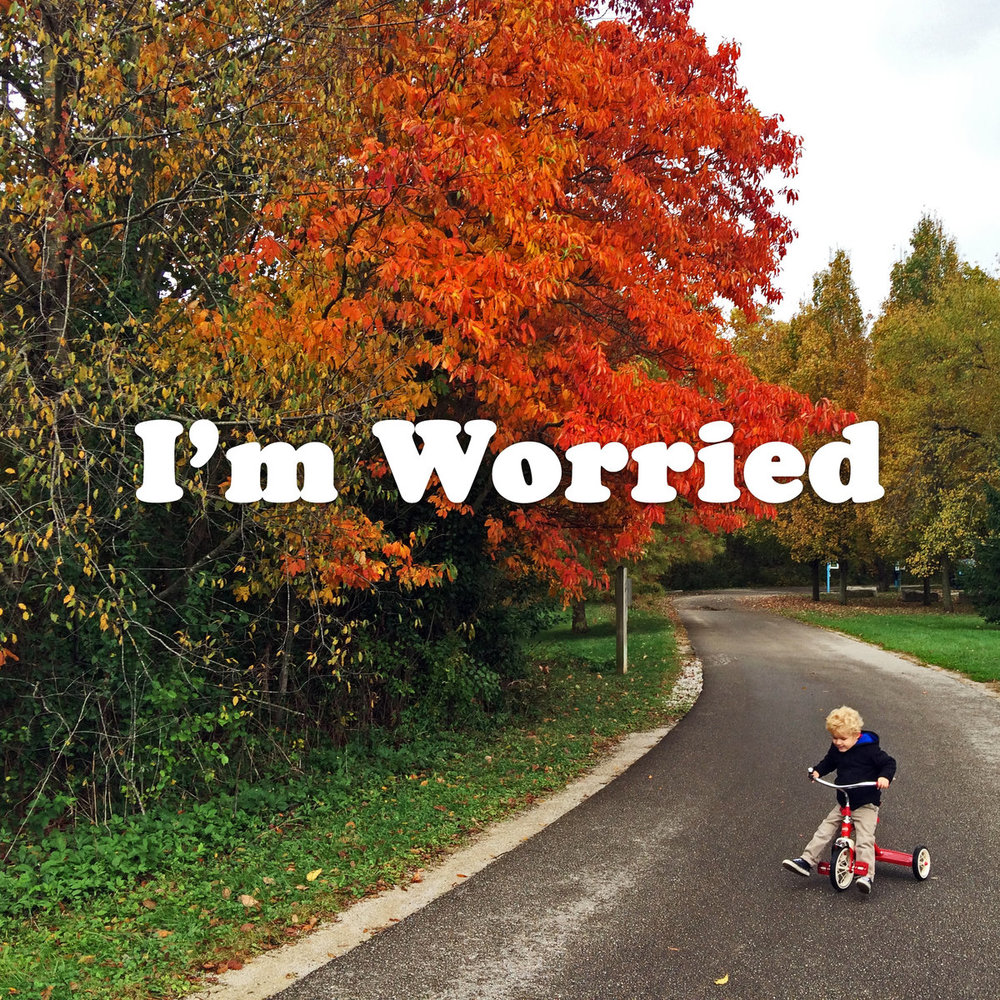"I'm Worried b/w Ken Burns' Baseball Canadian Import 7"" (2015)"