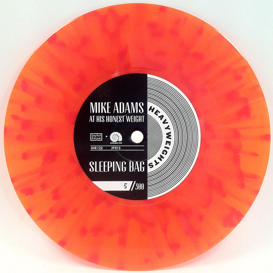 """Heavyweights"" / Sleeping Bag split 7"" (2013)"