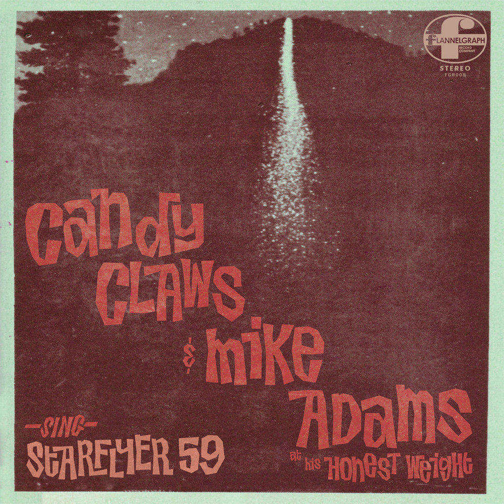 """Sing Starflyer 59"" / Candy Claws split 10"" (2012)"