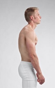 Posture - Upper Back - Curved