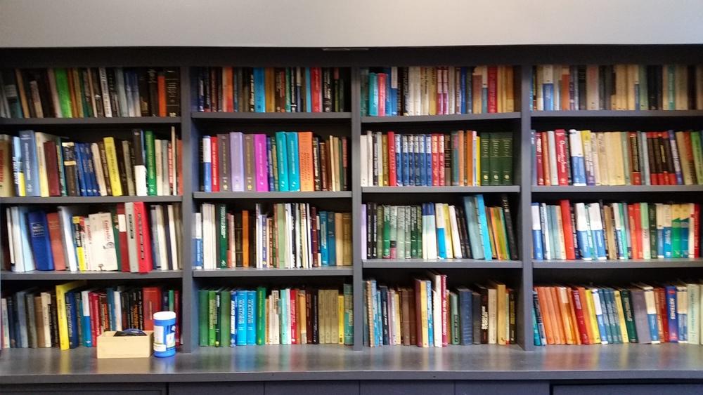Copy of Evan's library
