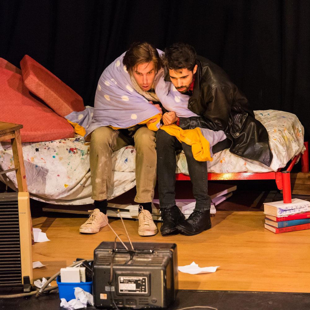 La Boheme, Camelot Theatre, May - June 2017