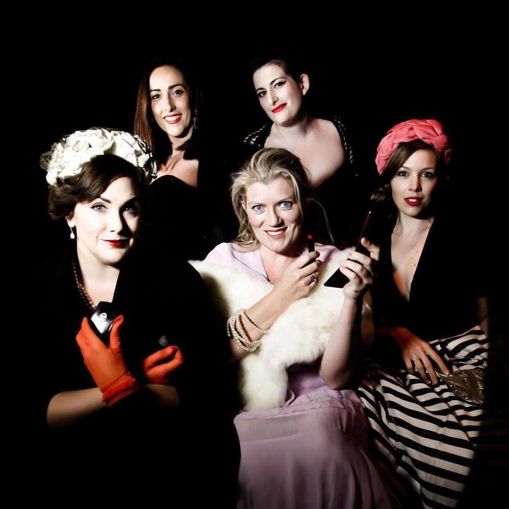 Opera Heroines, Camelot Theatre, October 2017