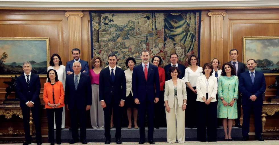 Spanish cabinet