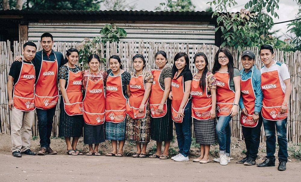 Se VOLUNTARio con passion  Conoce cinco herramientas de como puedes ayudarnos a marcar una diferencia en nuestros  niño s guatemaltecos.   Conoce más aquí→