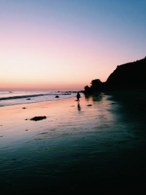 El Matador post sunset