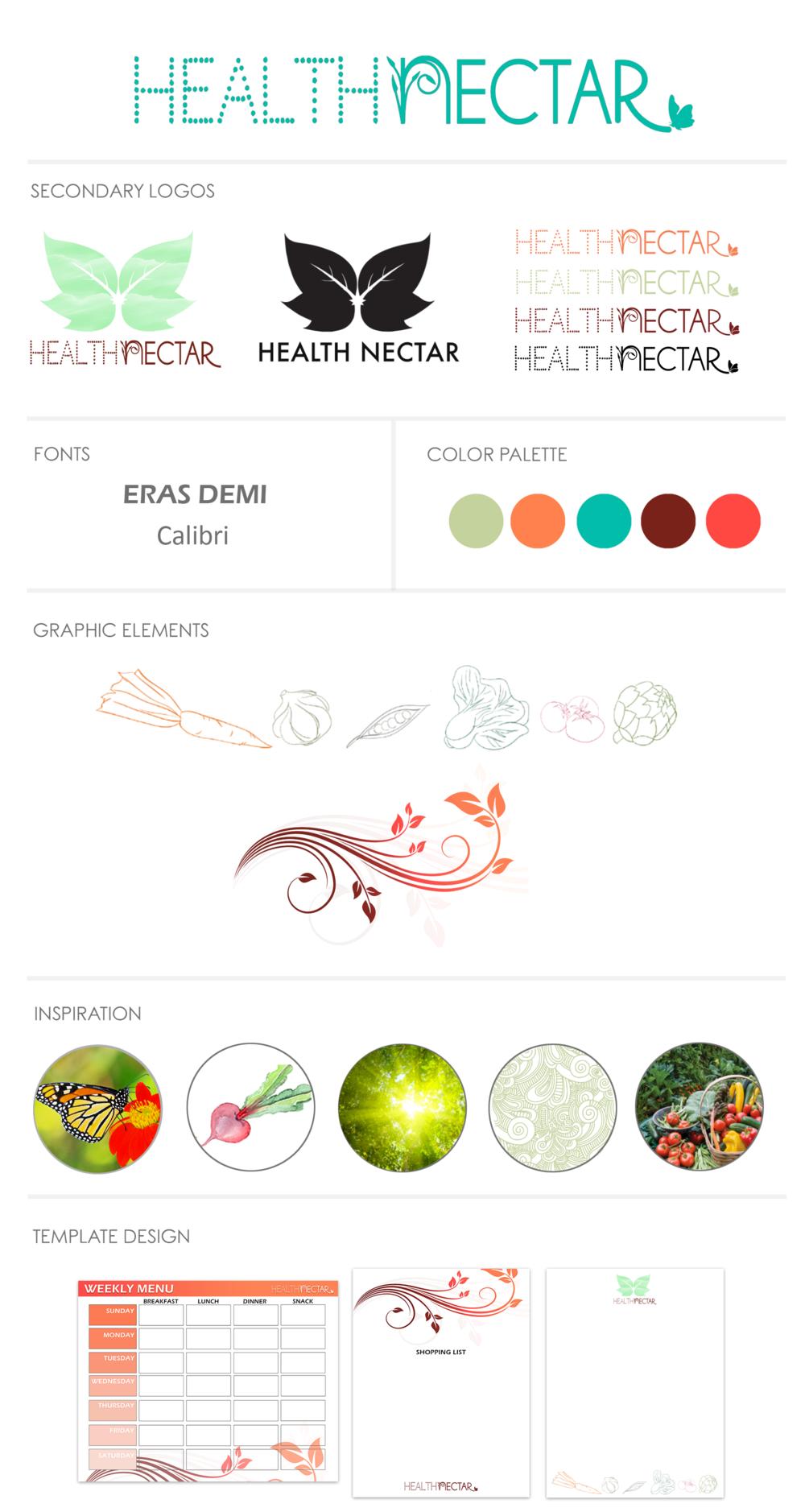 branding-logo-design-mintgem-health-nectar