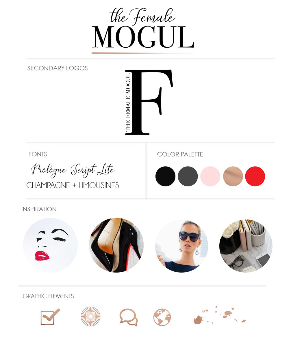 branding-logo-design-mintgem-the-female-mogul