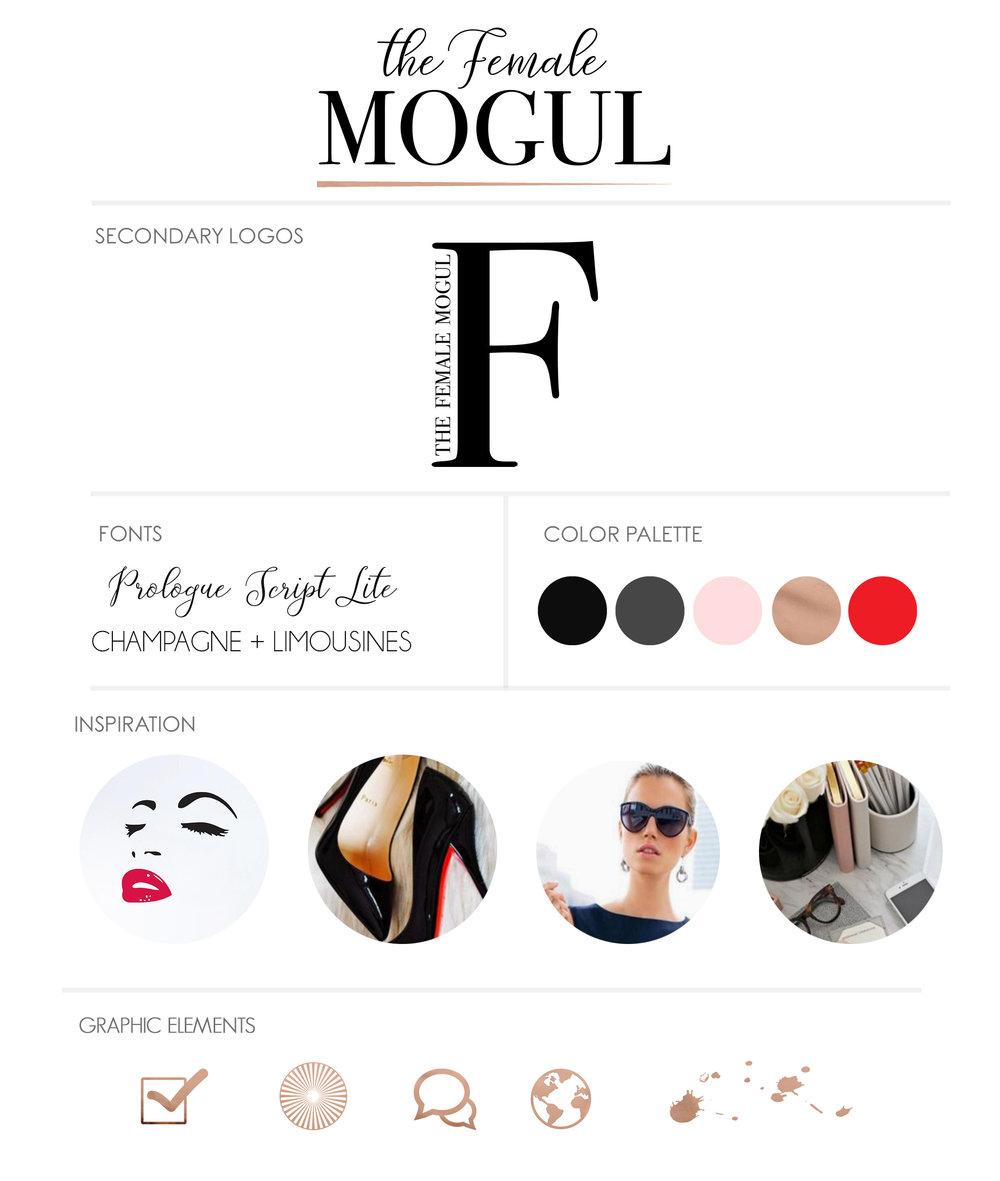 branding-logo-design-mintgem-the-female-mogul