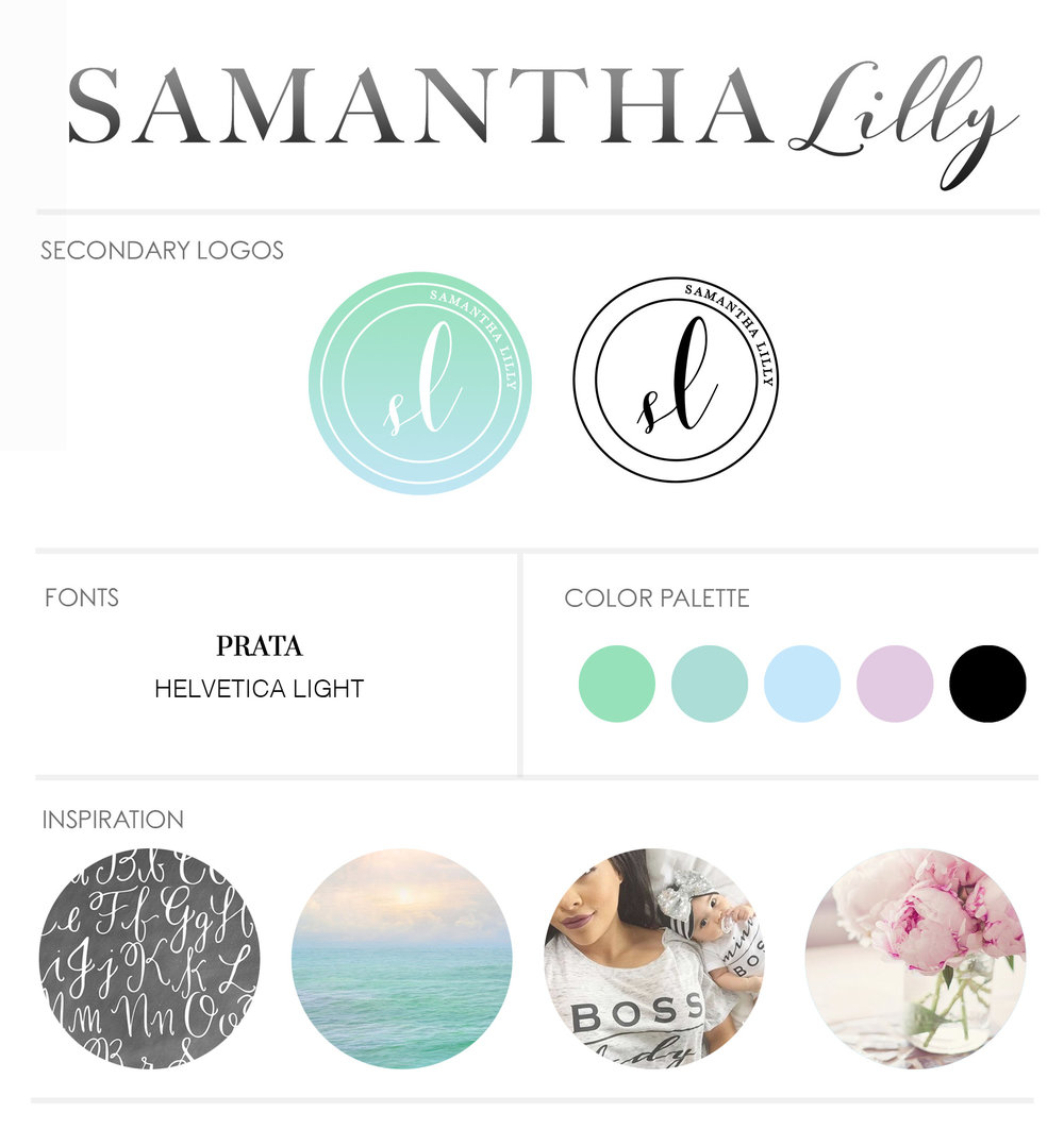 samantha-lilly-branding-logo-design-mintgem
