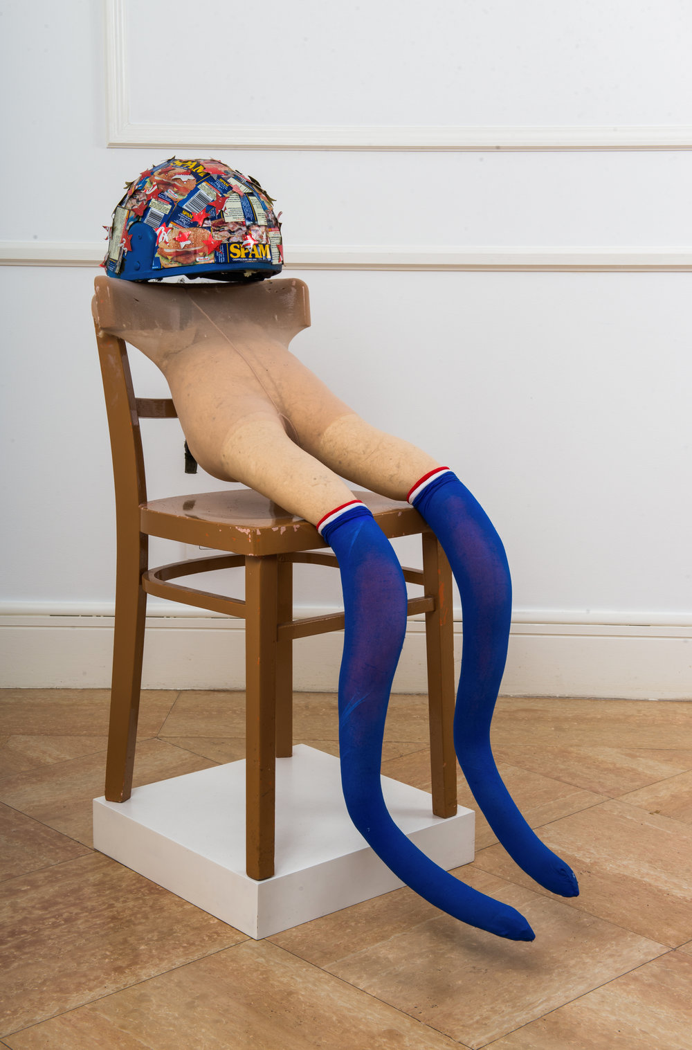 Sarah Lucas,  The Notorious Dream , 2004