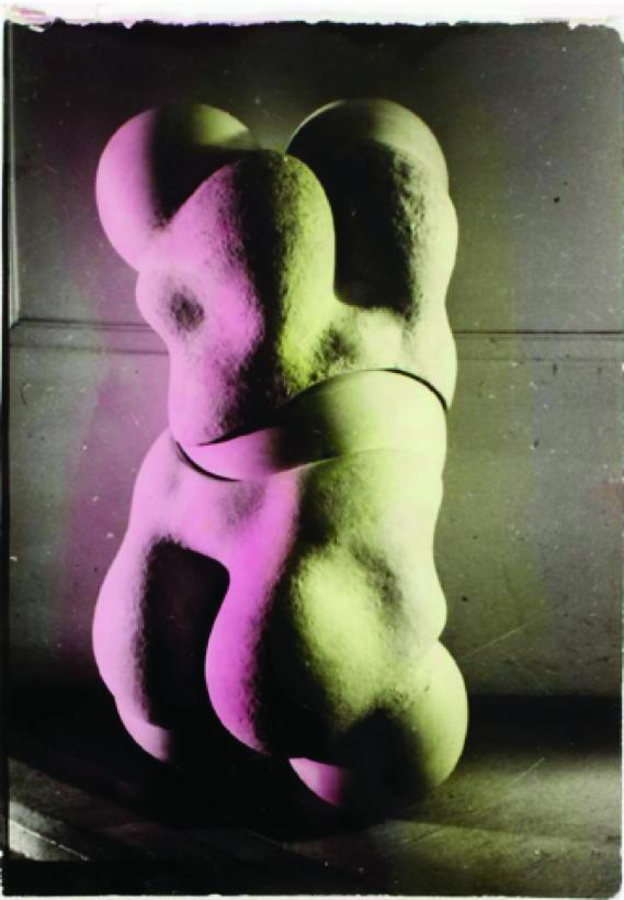 Hans Bellmer,  La Poupée (Le Torse) , 1934