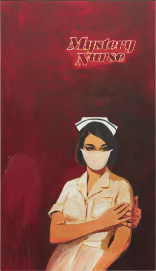 Richard Prince,  Mystery Nurse,  2009