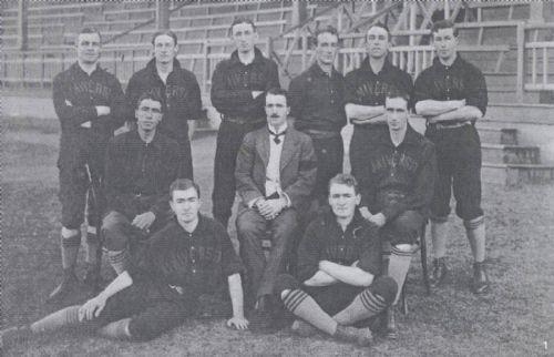 Sydney University Baseball - First Grade 1912