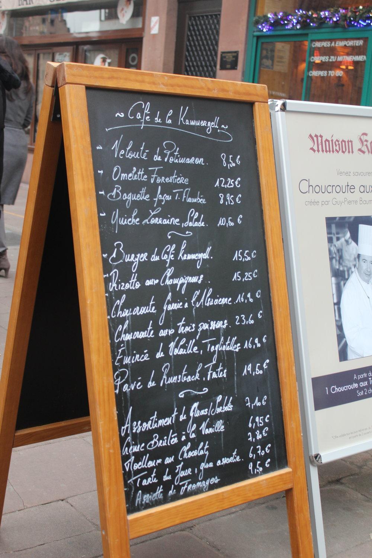 Café De La Kammerzell