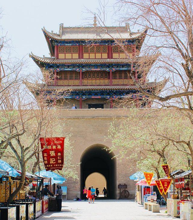 📍Jiayuguan, China