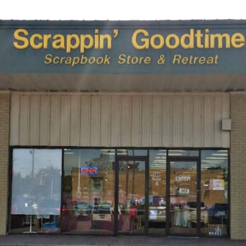 Scrappin Good Time