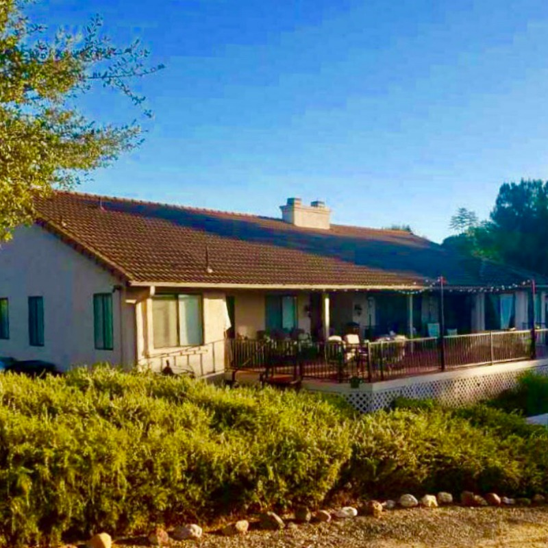 Rabbit Hill Ranch Retreat