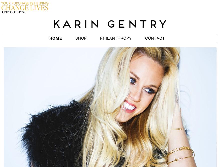 Karin Gentry Homepage