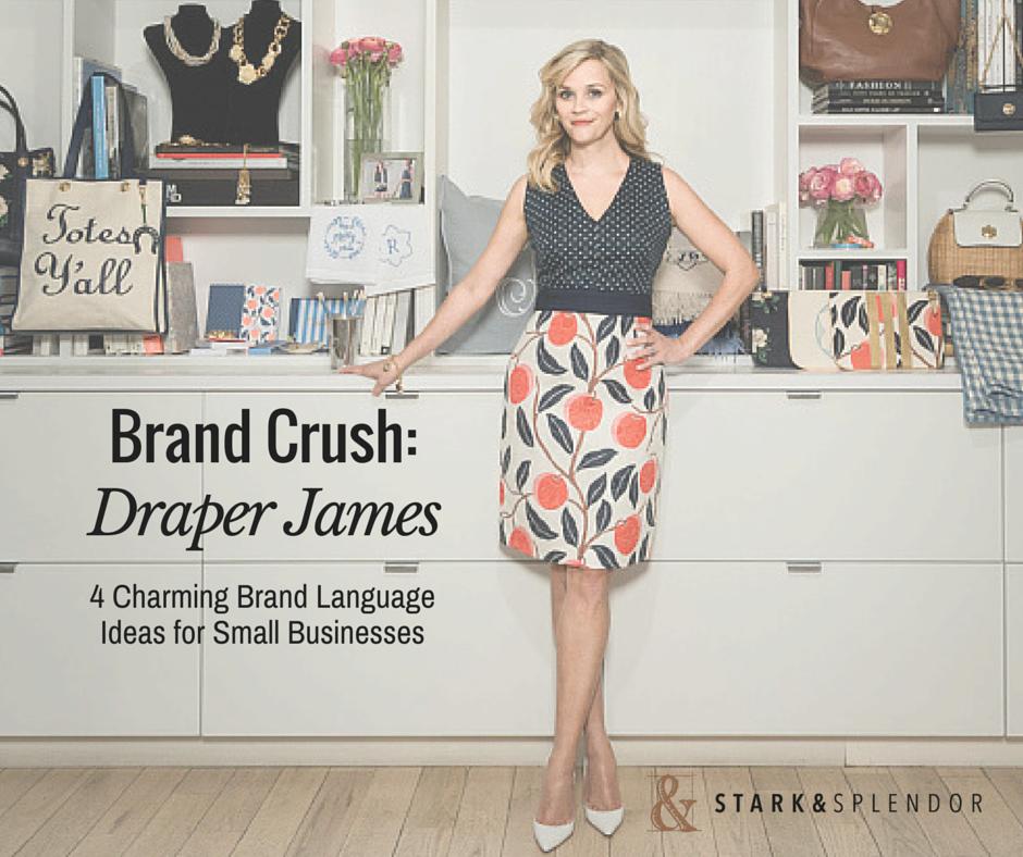 Brand Crush: Draper James