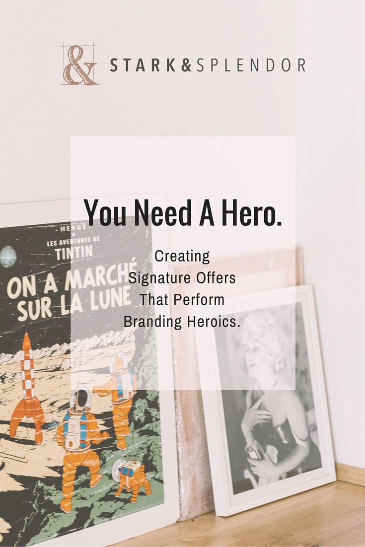Hero Products and Branding