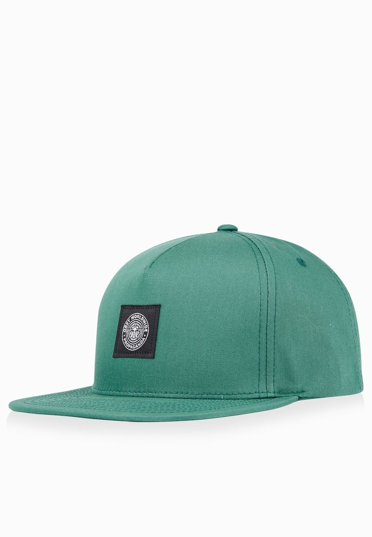 OBEY// Worldwide Seal Snapback// 145 AED/SAR