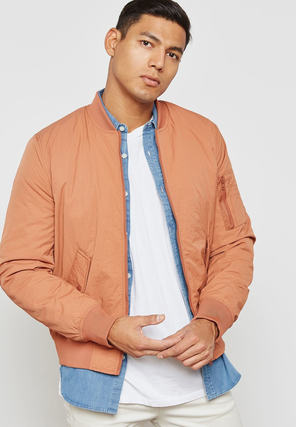 New Look  bomber jacket  199aed/sar
