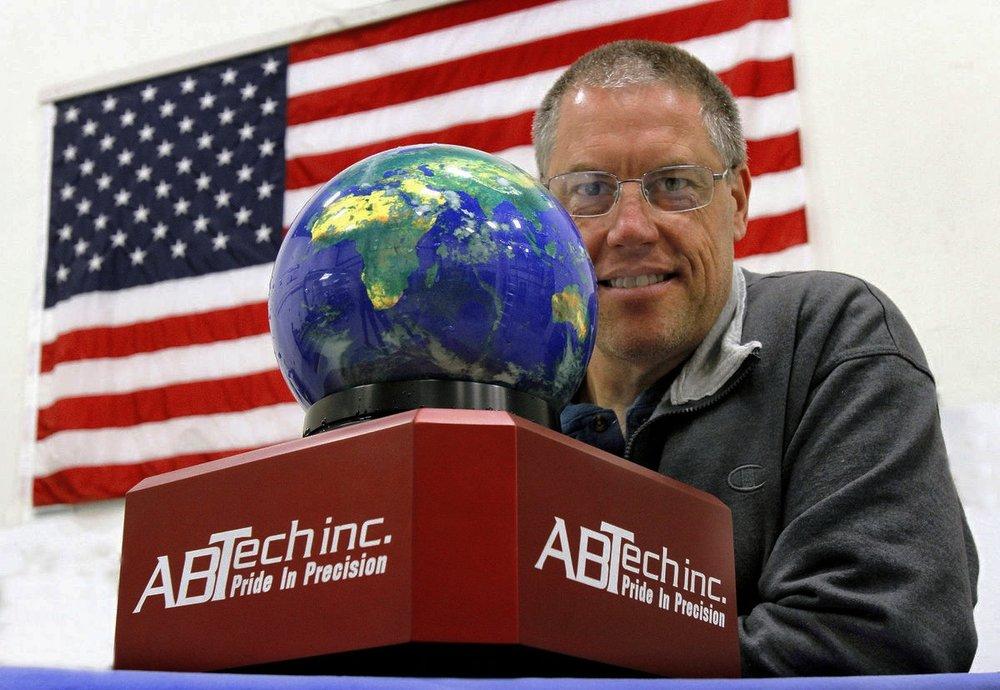 Ken Abbott, CEO of ABTech
