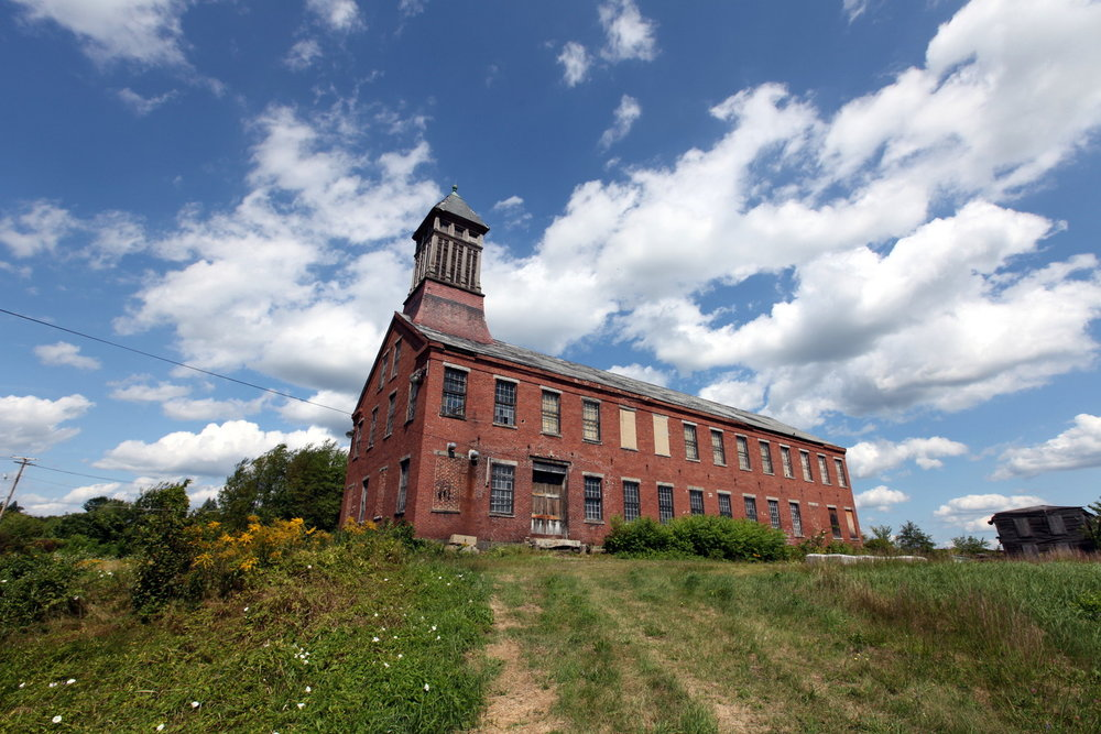 Winchendon, MA historic manufacturing building.