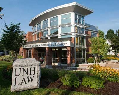 Concord, NH is home to the  University of New Hampshire School of Law , New Hampshire's only law school.