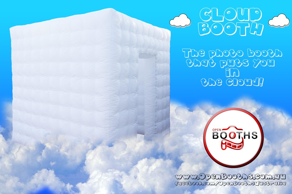 Cloud Booth 3