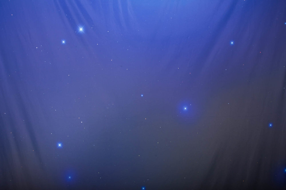 Copy of DEEP BLUE STARS