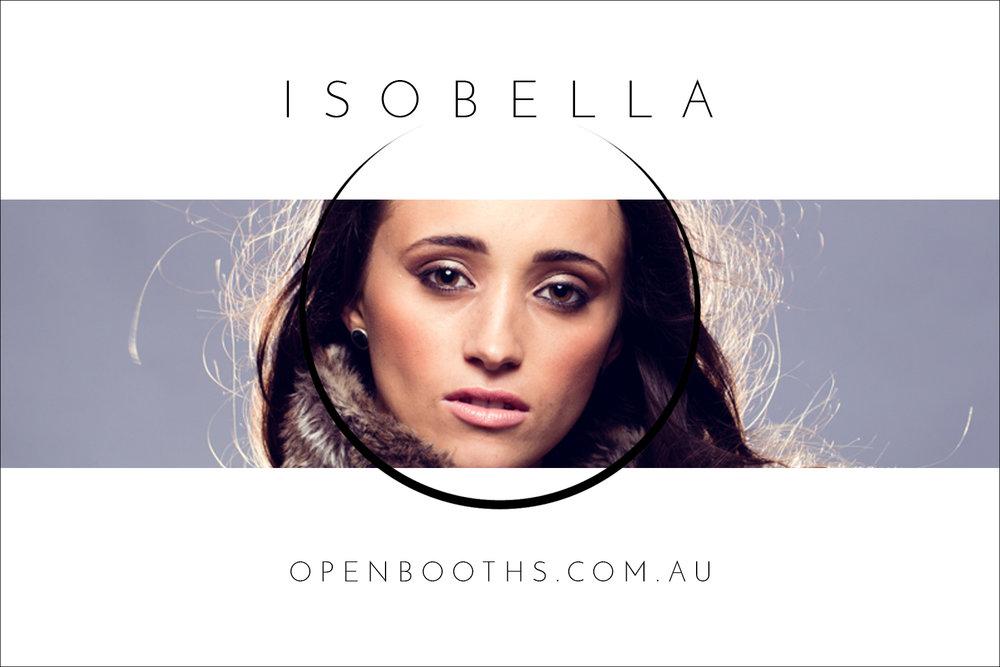 Open Booths Isobella