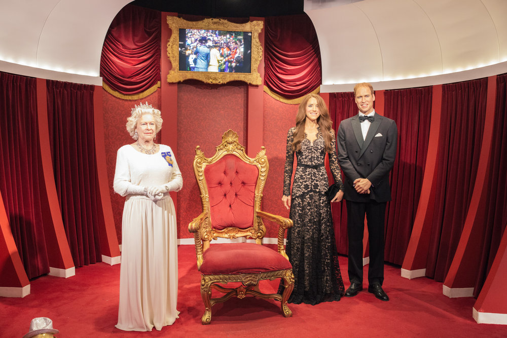 Madame Tussauds Events