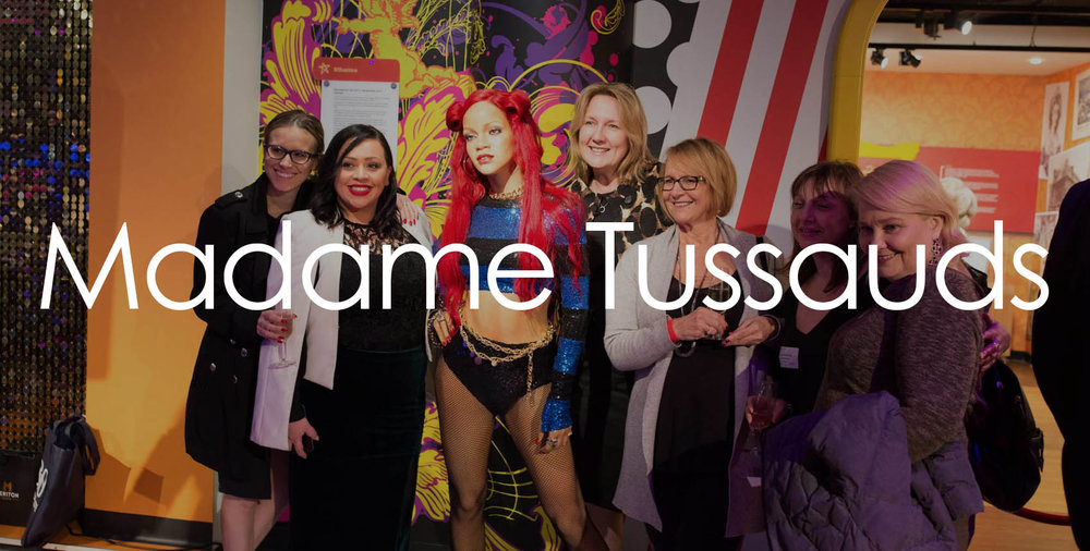 Madame Tussauds Events Hire