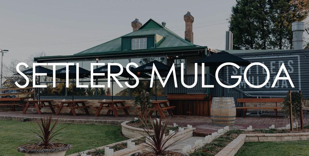 Settlers Mulgoa Venue Hire